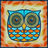 Kitschy Owl