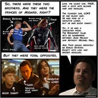 LUIS Explains the Thor Trilogy Part 2