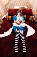 Ciel In Wonderland II by kaworu0926