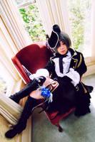 Black Butler Ciel Phantomhive by kaworu0926
