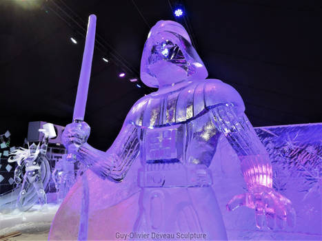Darth Vader (Close-up)