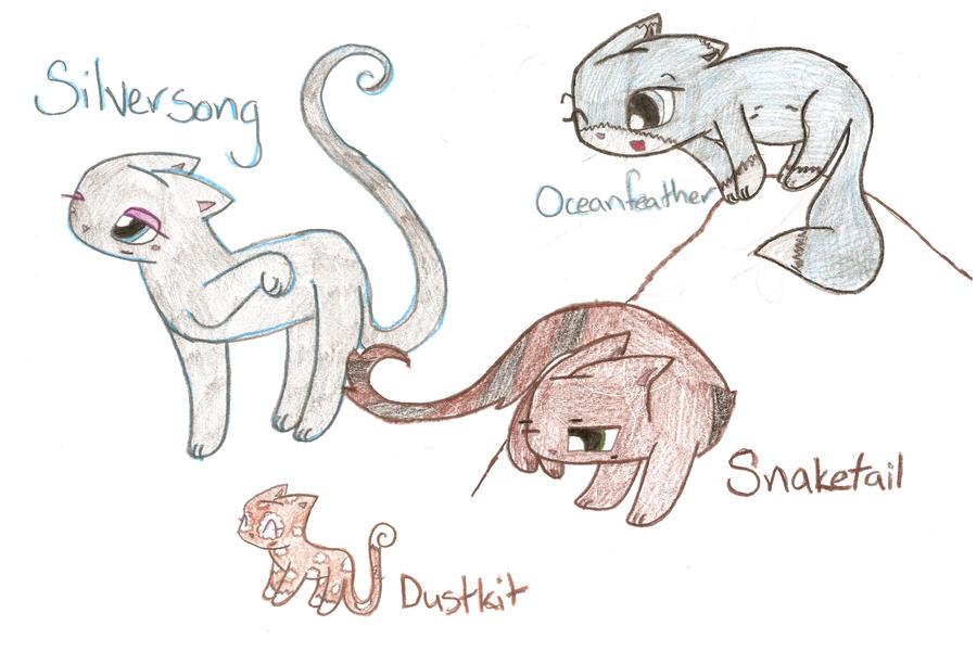Crystalclan Warrior Cats