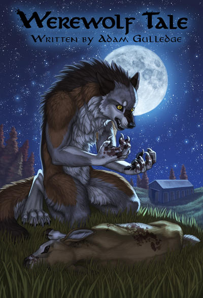 Werewolf Tale - E-Book Samples - MOBI/EPUB by SilverWerewolf09