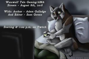 AMA Gaming Stream - Links Below