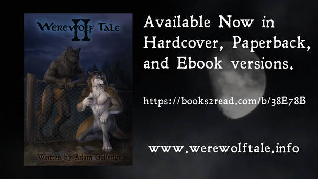 Werewolf Tale II - Now Available For Sale