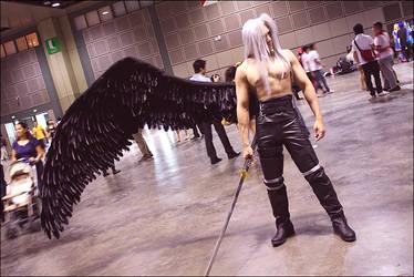 AFAX :: One Winged Angel by aruki