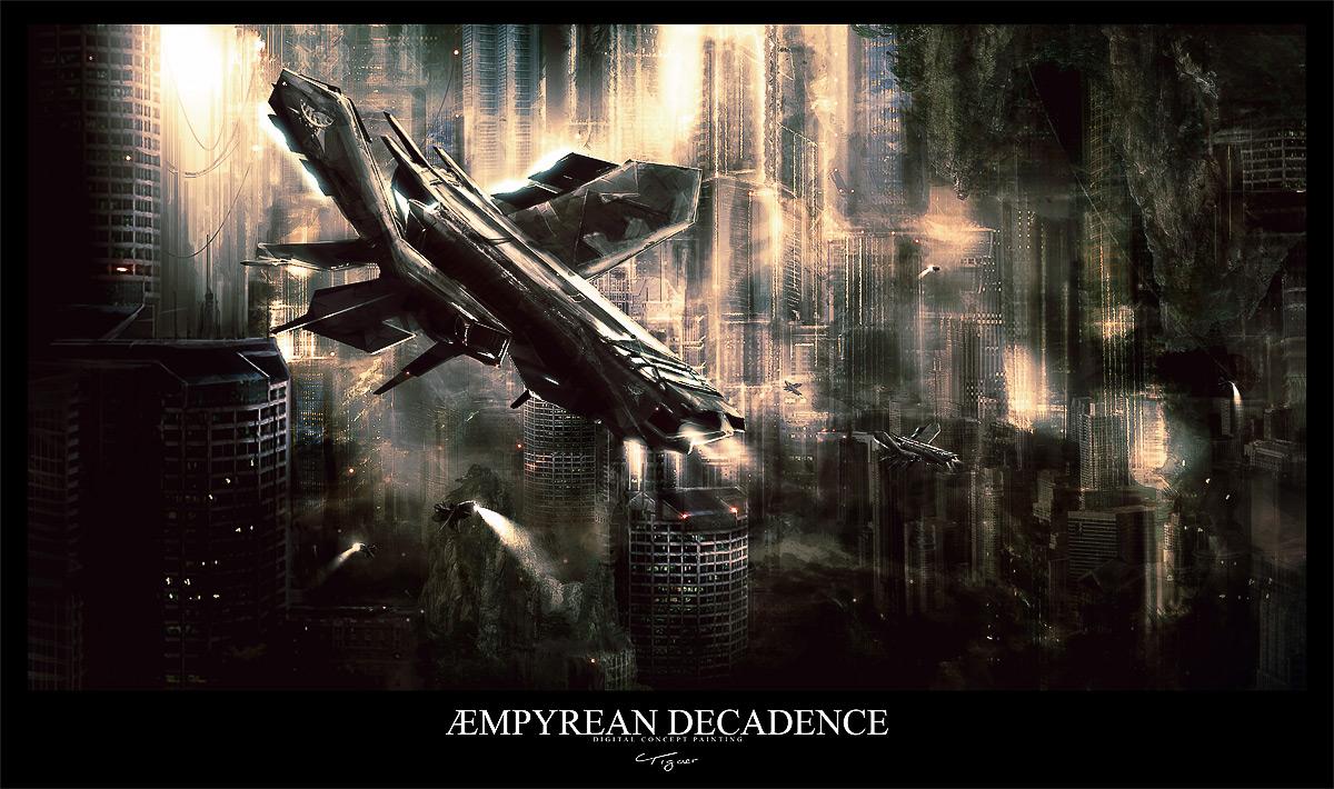 AEMPYREAN DECADENCE by tigaer