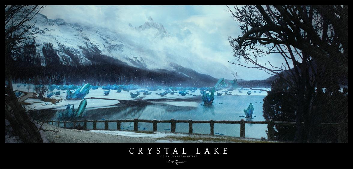CRYSTAL LAKE by tigaer
