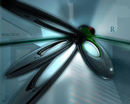 3DA - REACTION by tigaer
