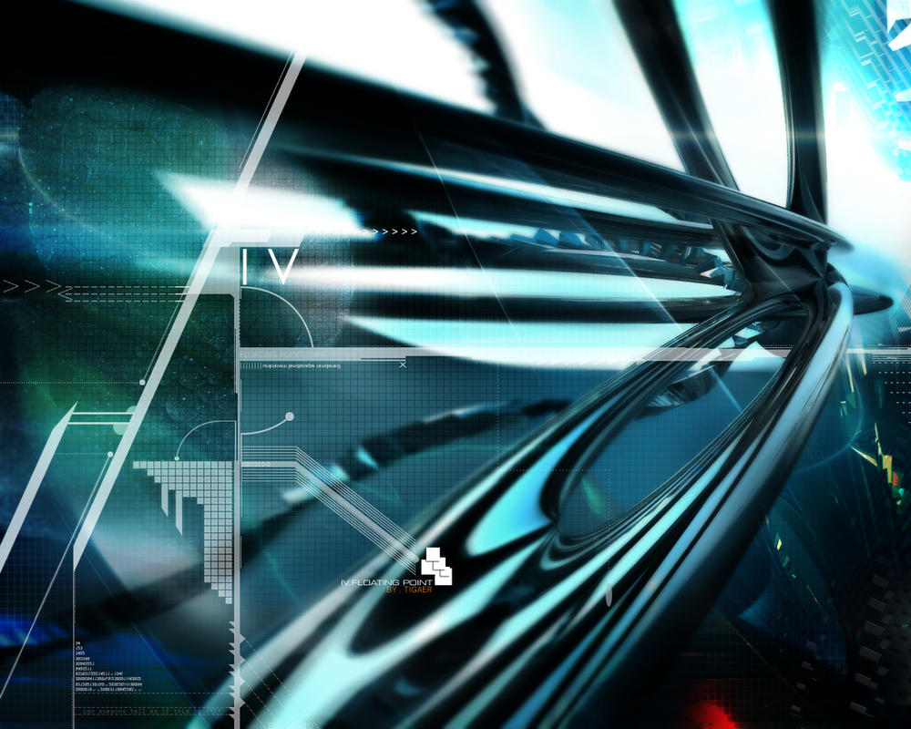 3DA - FLOATINGPOINT by tigaer