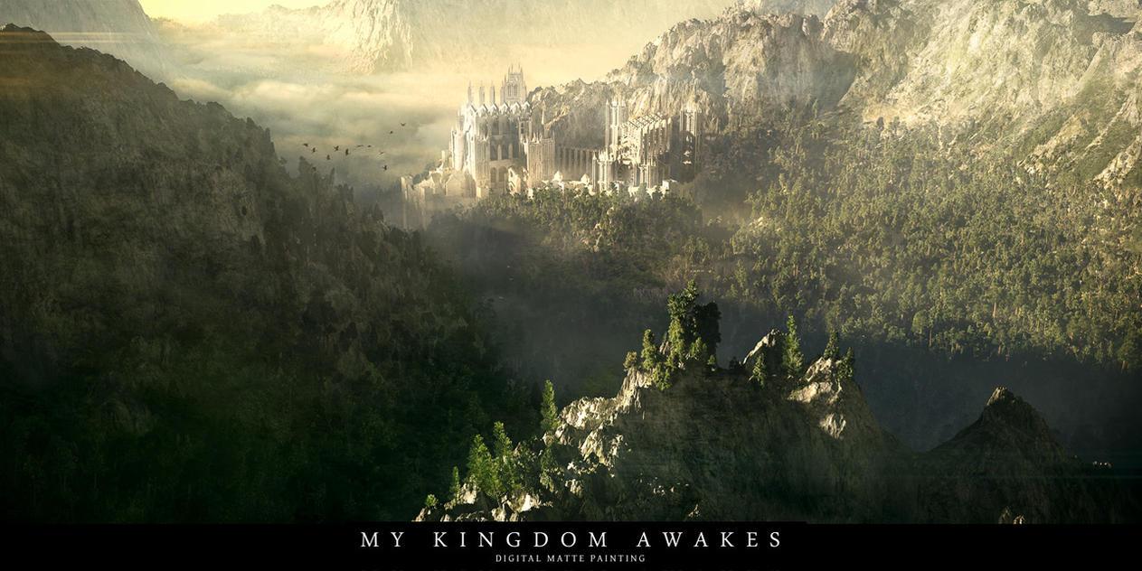 My Kingdom Awakes by tigaer