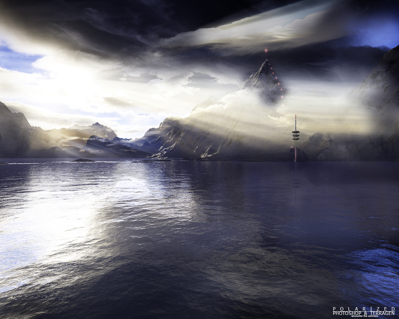 Terragen - Polarized