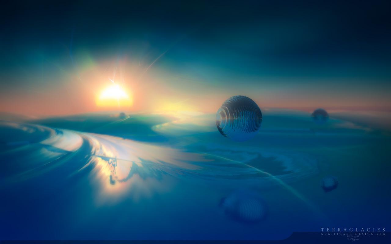 Terraglacies by tigaer