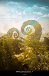 Strange New World by tigaer