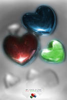 MyLoveIsYou - RED GREEN BLUE by tigaer