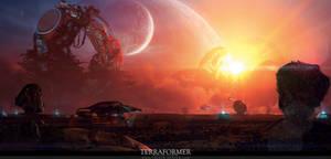 Terraformer by tigaer
