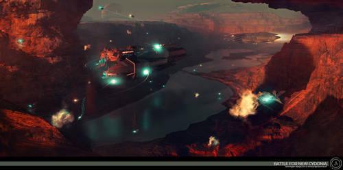 com-cept 31 - Battle For New Cydonia