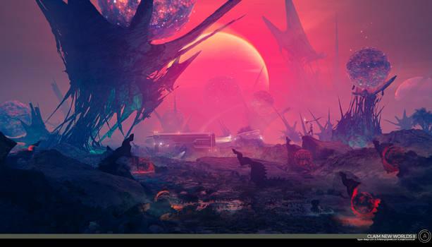 Claim New Worlds II