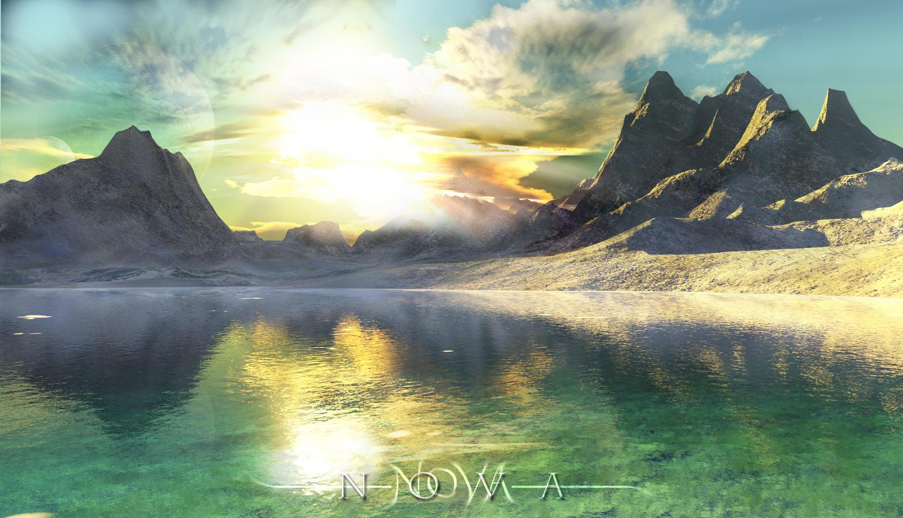 Terragen - Nova by tigaer