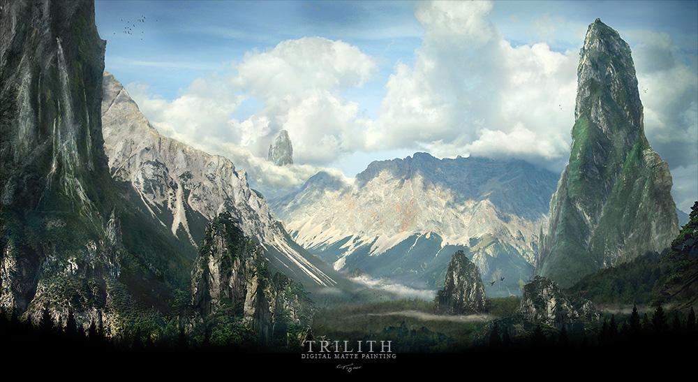 TRILITH by tigaer