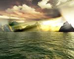 Terragen - Sea of Light