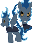 MLP - Hades by KaylaTheDragoness