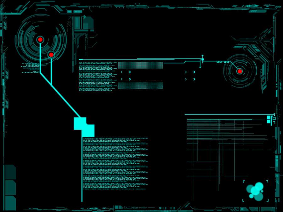 Tech Wallpaper By Slingr