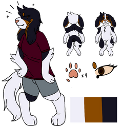 It me dog by Lumivern