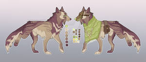 Canine Collab adopt auction [CLOSED]