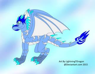 Scarlett [Glacier] The Dragoness
