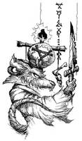 +Horned rat+ by radamenes