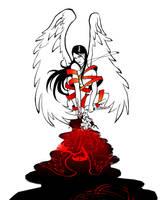 +Angel blood+ by radamenes