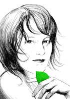 + Green Harmony + by radamenes
