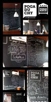 + Pogaduchy chalk walls +