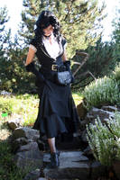 + Yennefer cosplay 14 + by radamenes