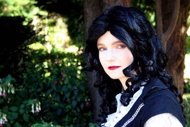 + Yennefer cosplay 33 + by radamenes