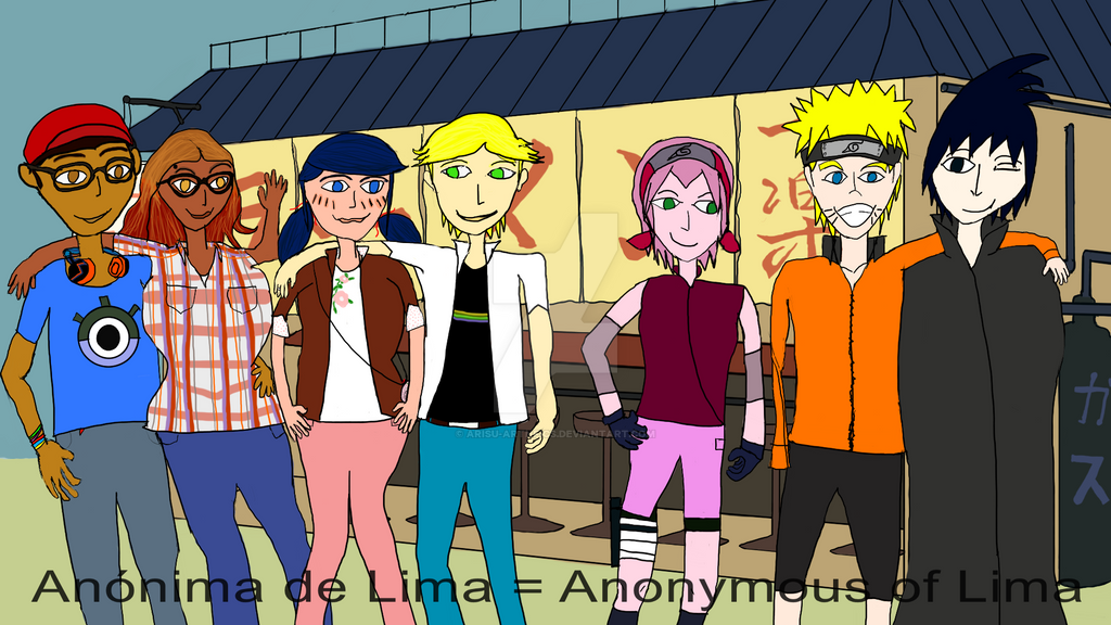 New Friends-Nuevos Amigos by AnonimadeLima