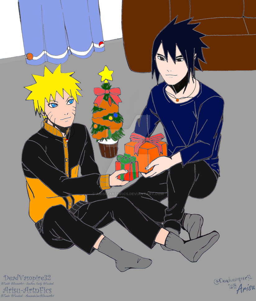 Collab: SNS Gift Exchange (Colour)