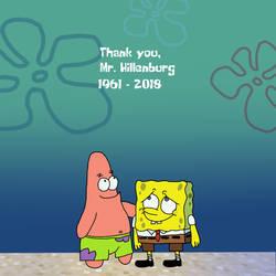 Thank You, Mr. Hillenburg by Tibusfaciem02
