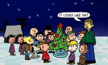 A Homer Littlewood Christmas by Tibusfaciem02