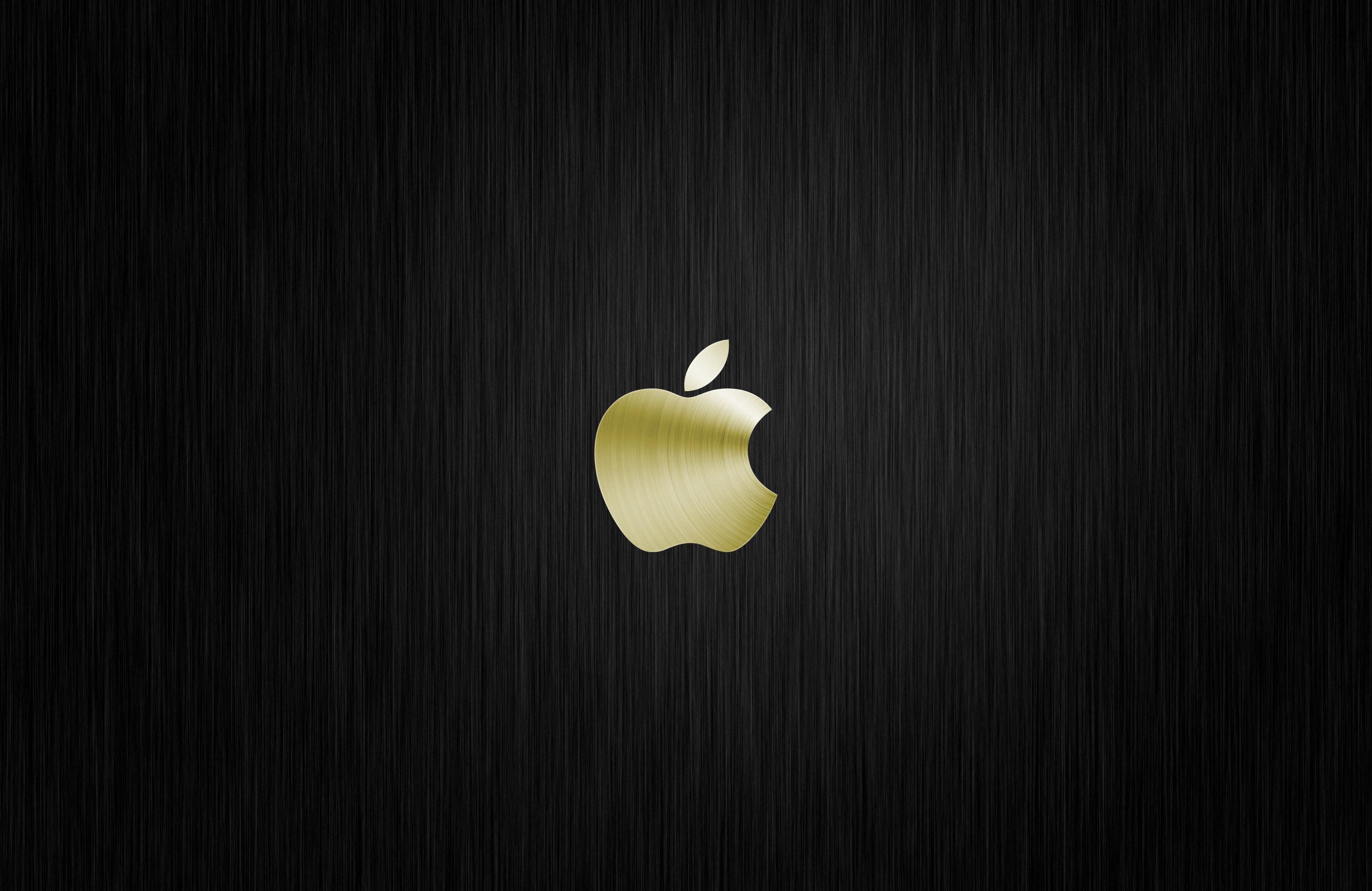 88 Gold Apple Wallpaper Gold Apple Wallpaper By Milo9895