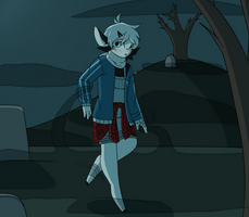 Graveyard ~Contest Entry~ by OfficiallySleeping