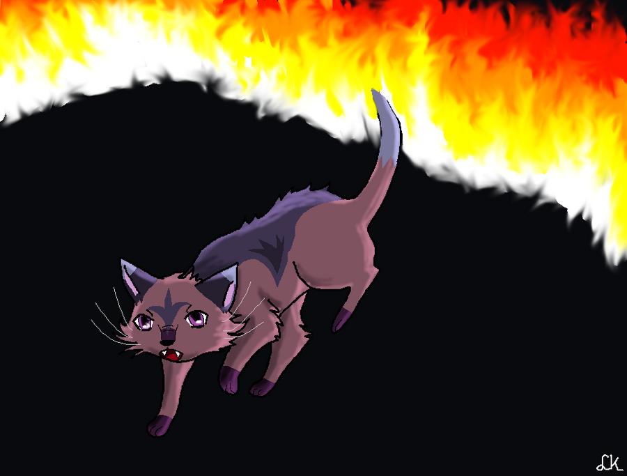 Fire! by Lizzara