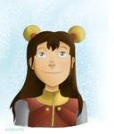 Ikki - Legend Of Korra