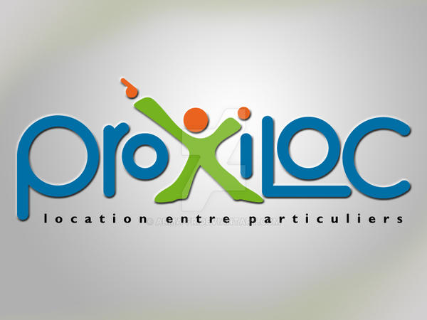 Logotype agence de location by arma fr on deviantart for Agence de location