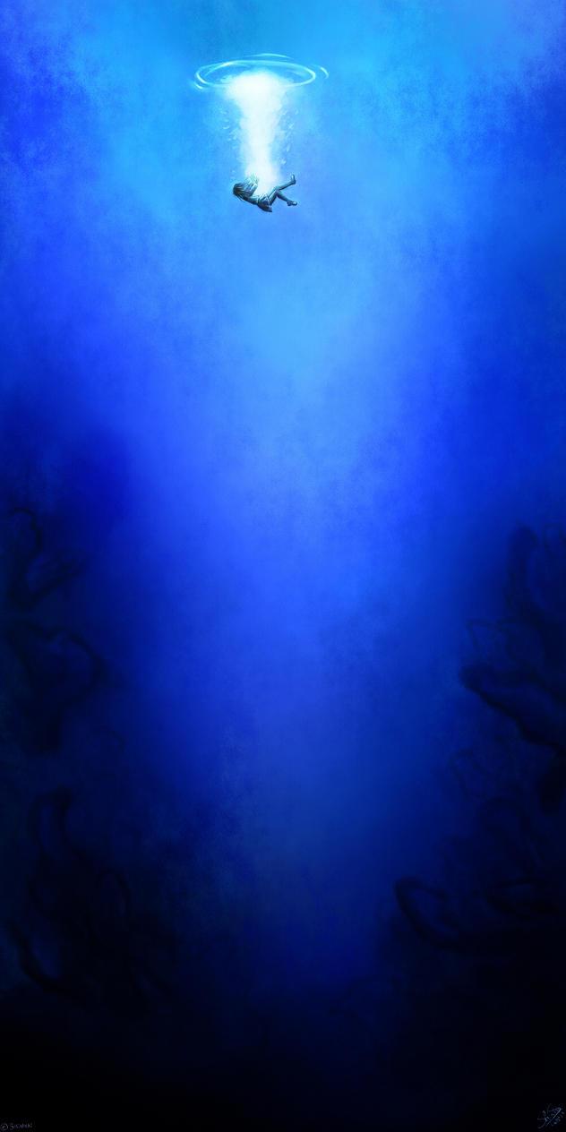 Drowning by ShinaSukoshi