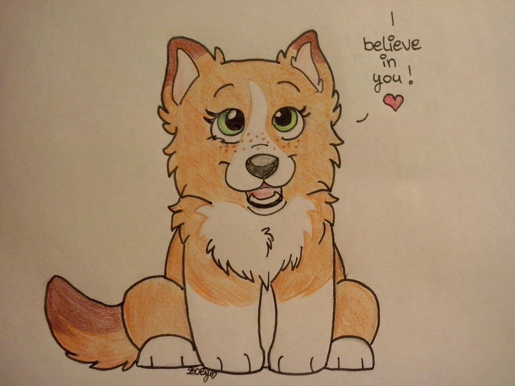 A little gift for everyone by ZoeyTheAussie