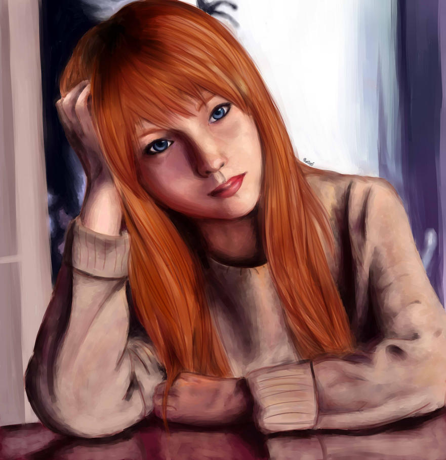 Lucy Rose by 12341smiley