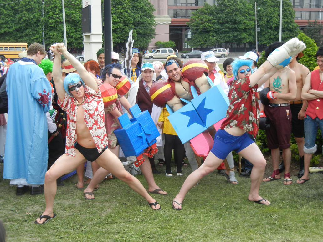 Anime North 2012 - One Piece Cosplay by jmcclare on DeviantArt
