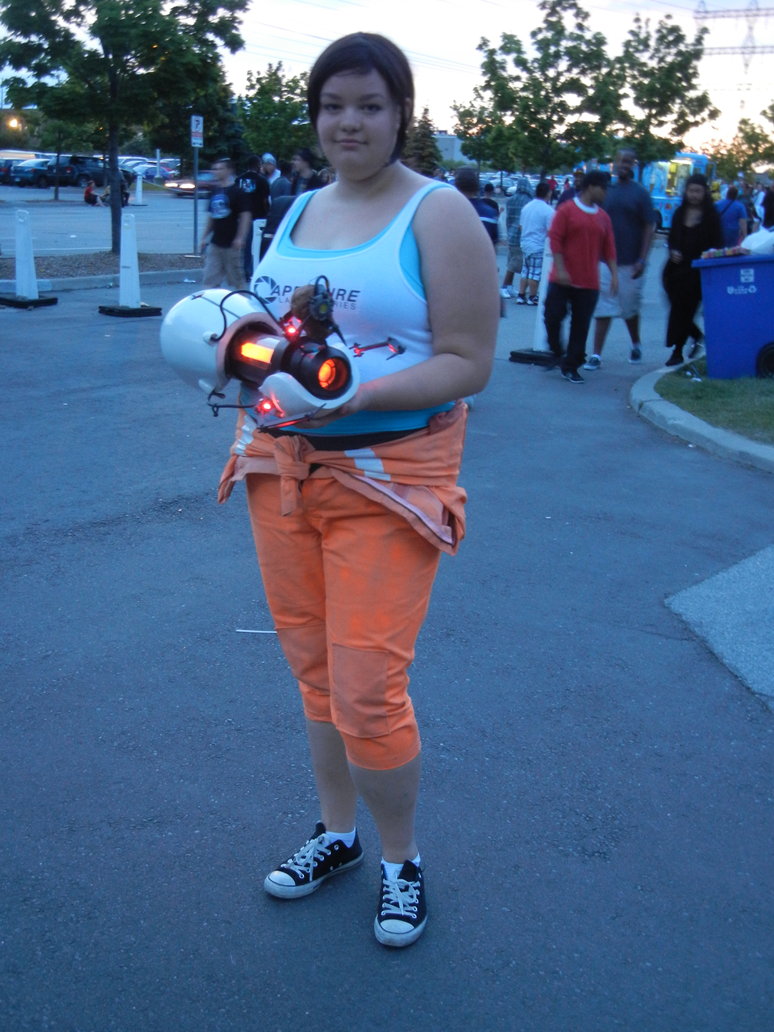 Anime north 2012 portal cosplay by jmcclare on deviantart for N portal